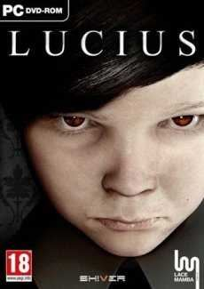 Cover Lucius (2012) PC | RePack от R.G. Механики