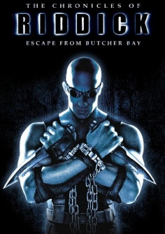 Poster The Chronicles of Riddick: Escape from Butcher Bay (2004)