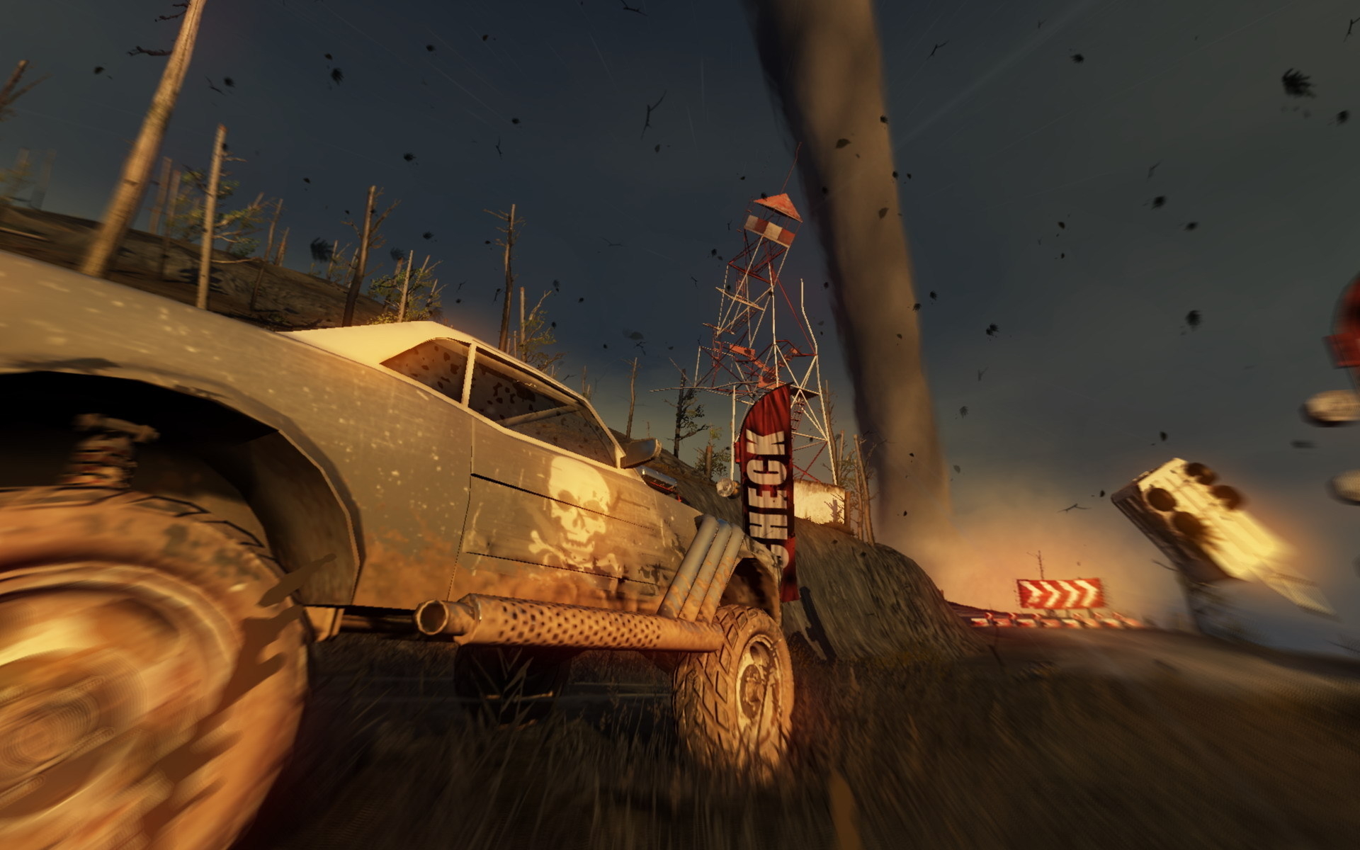 Screenshot for the game FUEL (2009) PC | Repack от R.G. Механики