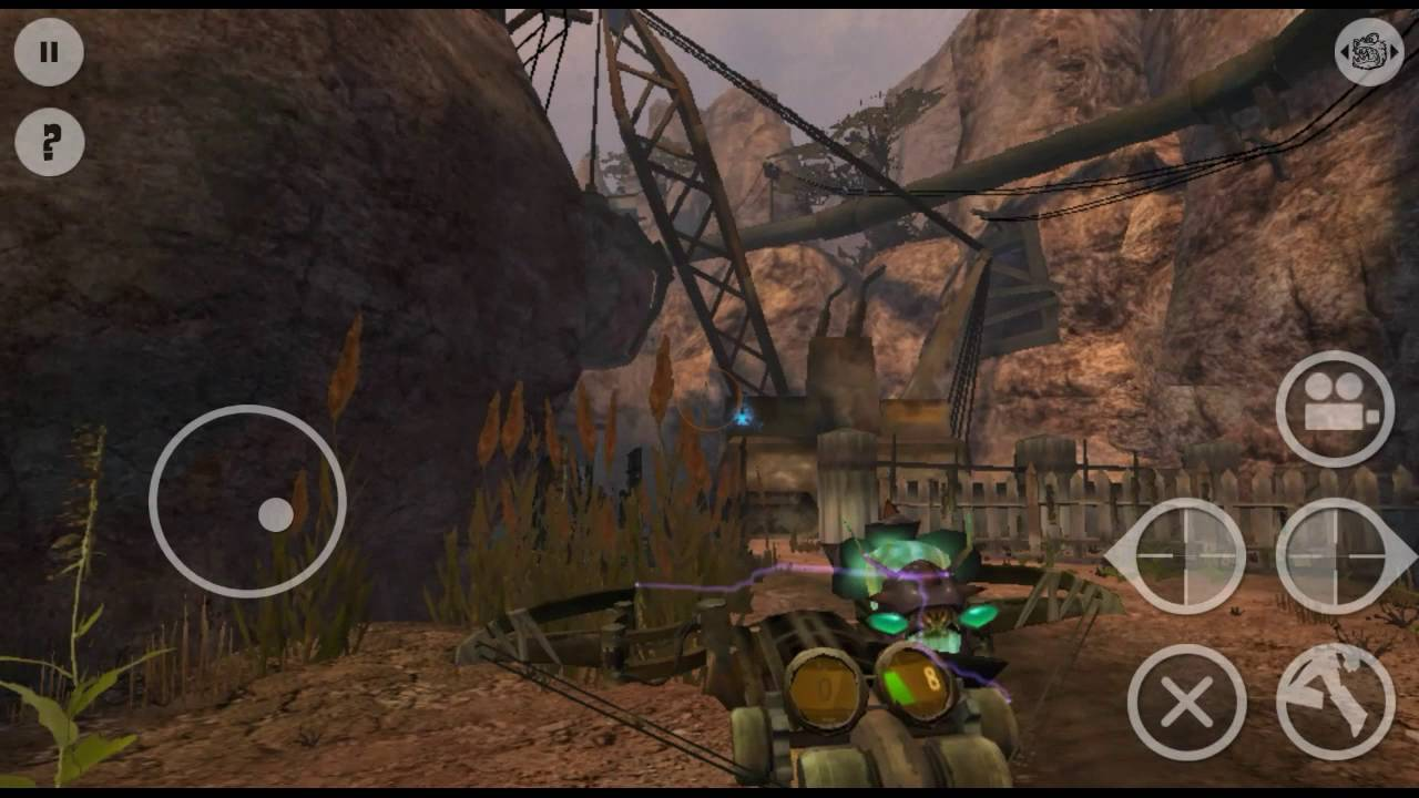 Screenshot for the game Oddworld: Stranger's Wrath HD (2012) PC | Repack от R.G. Механики