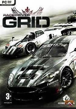 Poster Race Driver: GRID (2008)
