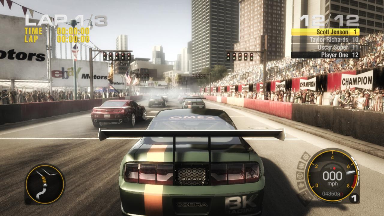 race driver grid save game download