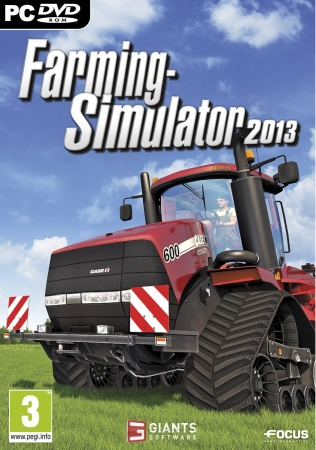 Cover Farming Simulator 2013 (2012) PC | RePack от R.G. Механики