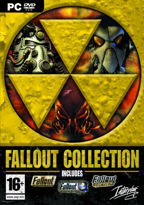 Poster Fallout: Anthology (1997 l 1998 l 2001 l 2008 l 2012)