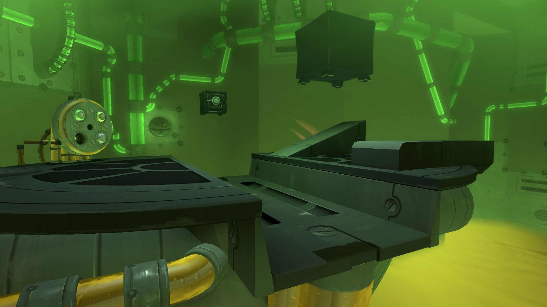 Screenshot for the game Quantum Conundrum (2012) PC | RePack от R.G. Механики