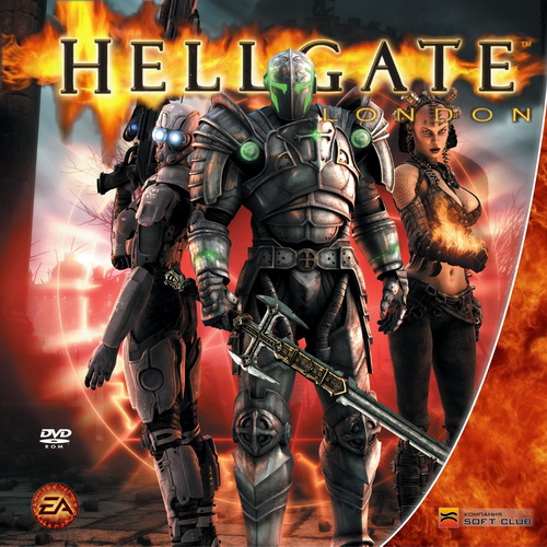 Poster HellGate: London (2007)