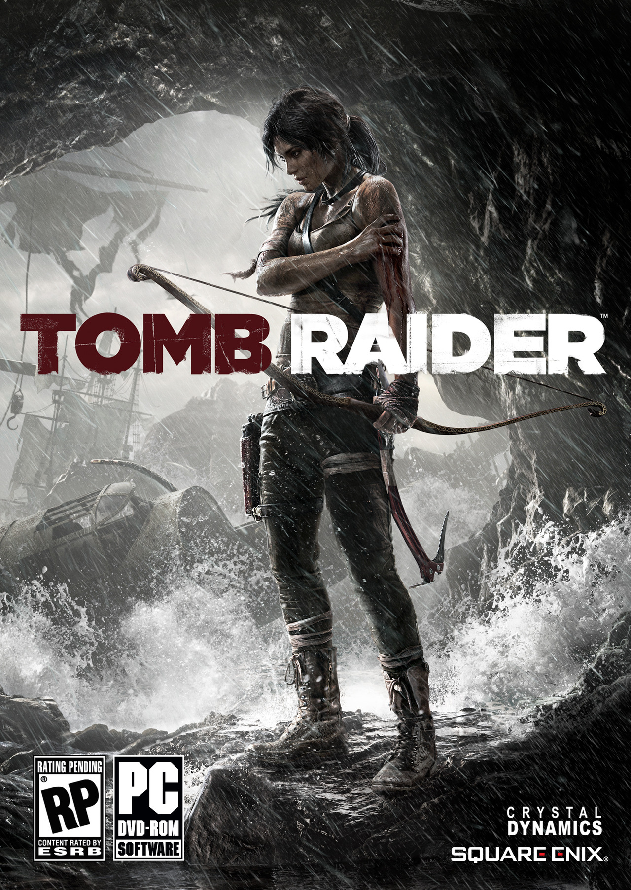 Poster Tomb Raider: Survival Edition (2013)