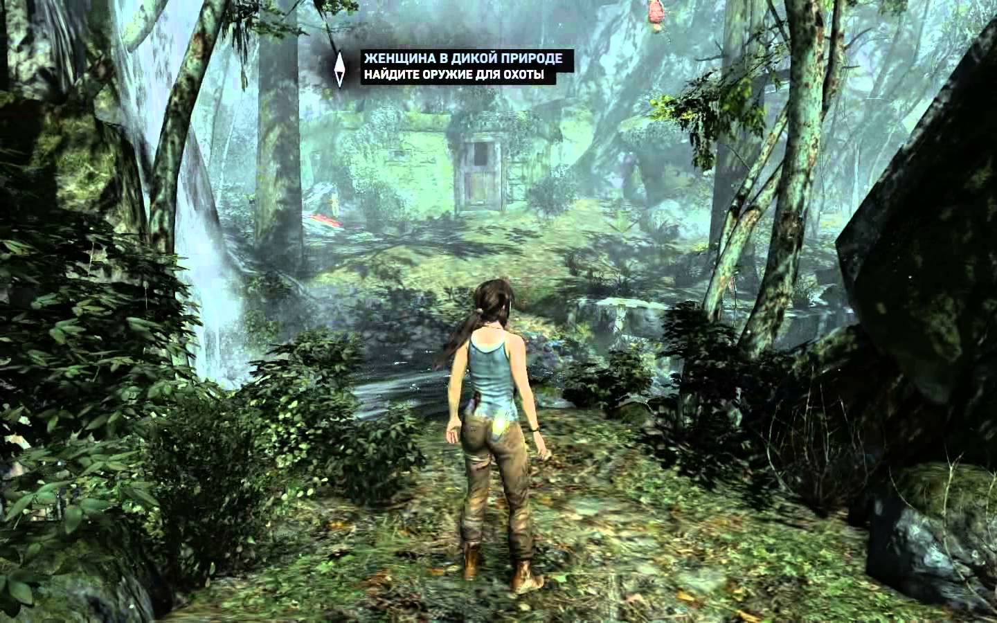 Screenshot for the game Tomb Raider. Game of The Year Edition (2013) PC | RePack от R.G. Механики