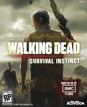 Poster The Walking Dead: Survival Instinct (19 марта 2013)