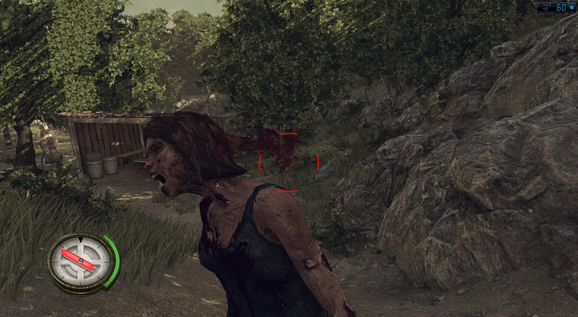 Screenshot for the game The Walking Dead: Survival Instinct (2013) PC | RePack от R.G. Механики