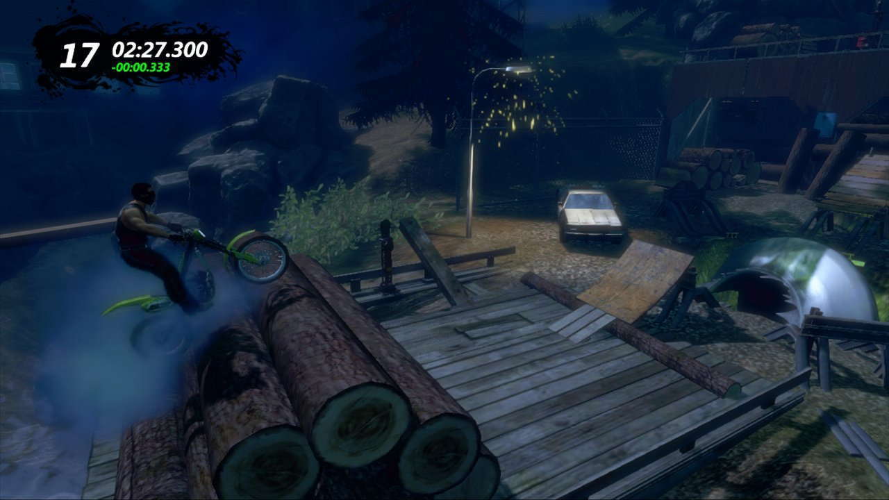 Screenshot for the game Trials Evolution: Gold Edition (2013) PC | RePack от R.G. Механики