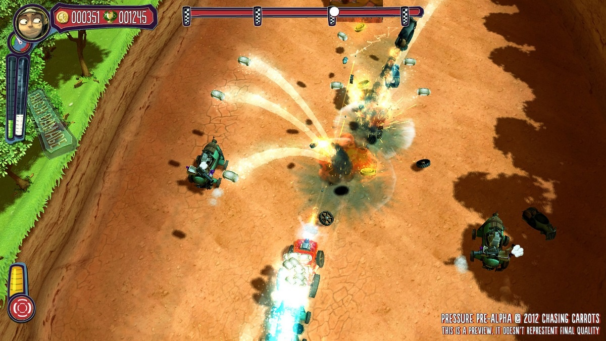 Screenshot for the game Pressure (2013) PC | Repack от R.G. Механики