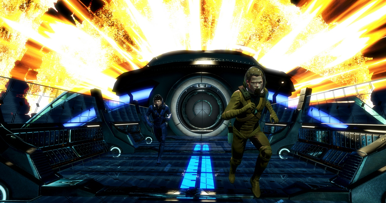 Screenshot for the game Star Trek: The Video Game (2013) PC | RePack от R.G. Механики