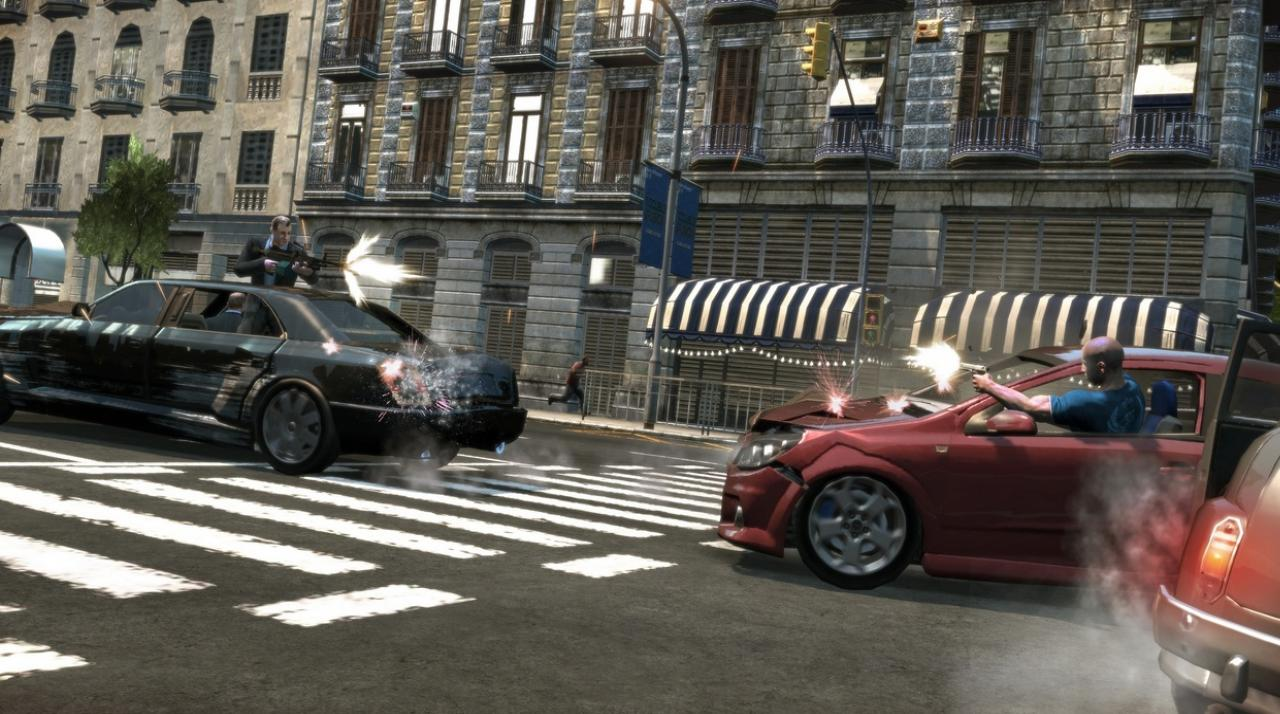 Screenshot for the game Вин Дизель. Wheelman (2009) PC | RePack от R.G. Механики