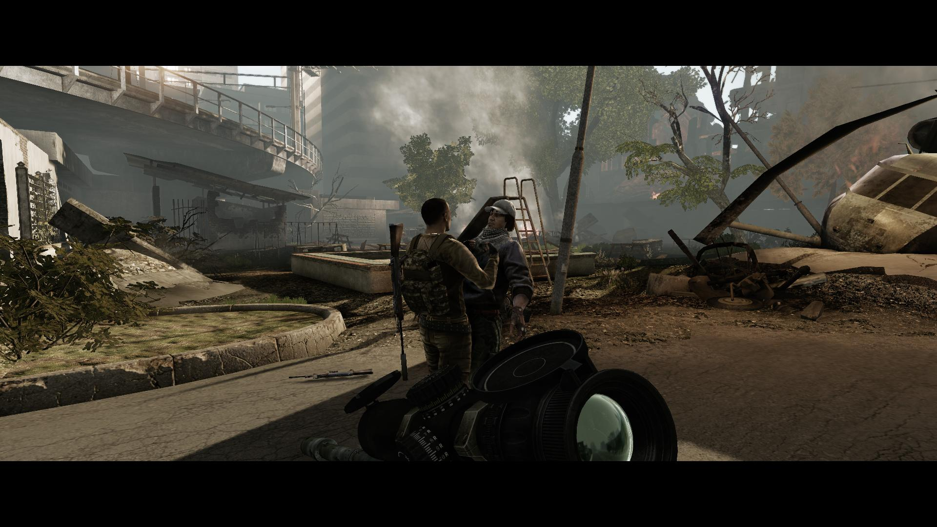 Screenshot for the game Sniper: Ghost Warrior 2 (2013) РС | Repack от R.G. Механики