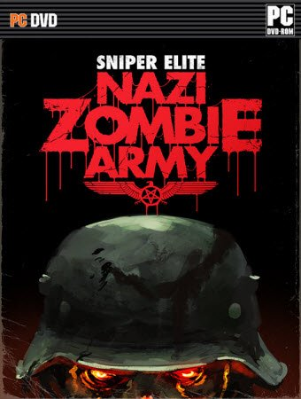 Cover Sniper Elite: Nazi Zombie Army (2013) PC | Repack от R.G. Механики