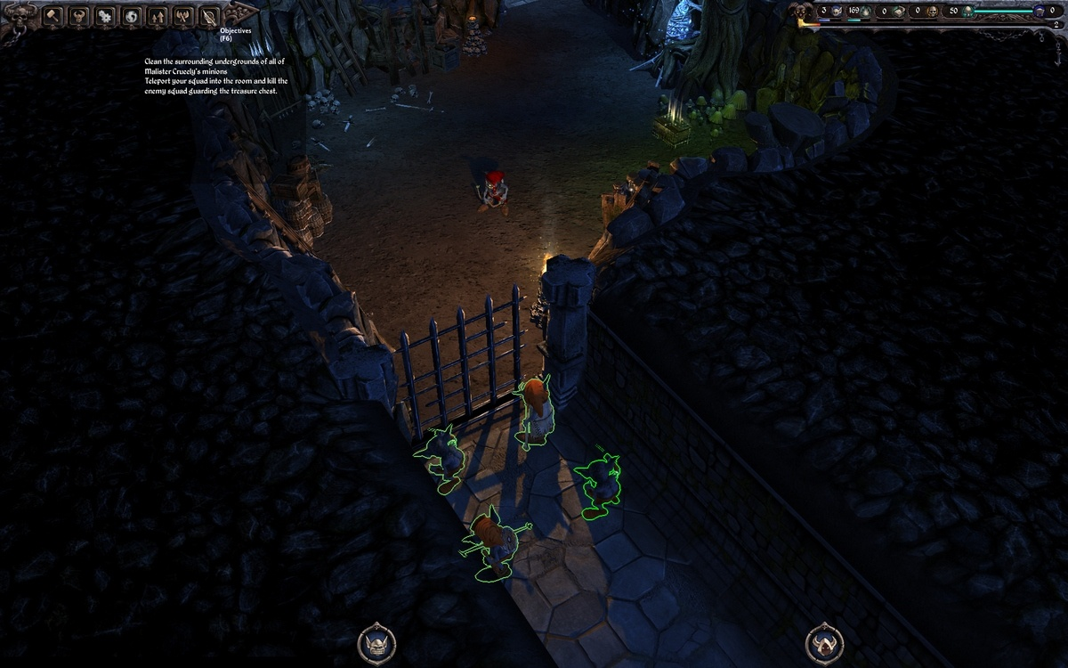 Screenshot for the game Impire (2013) PC | RePack от R.G. Механики
