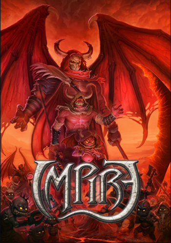 Cover Impire (2013) PC | RePack от R.G. Механики