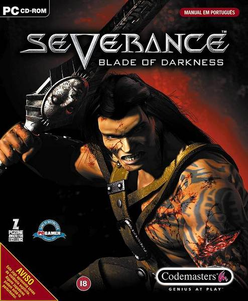 Poster Severance: Blade of Darkness (2001)