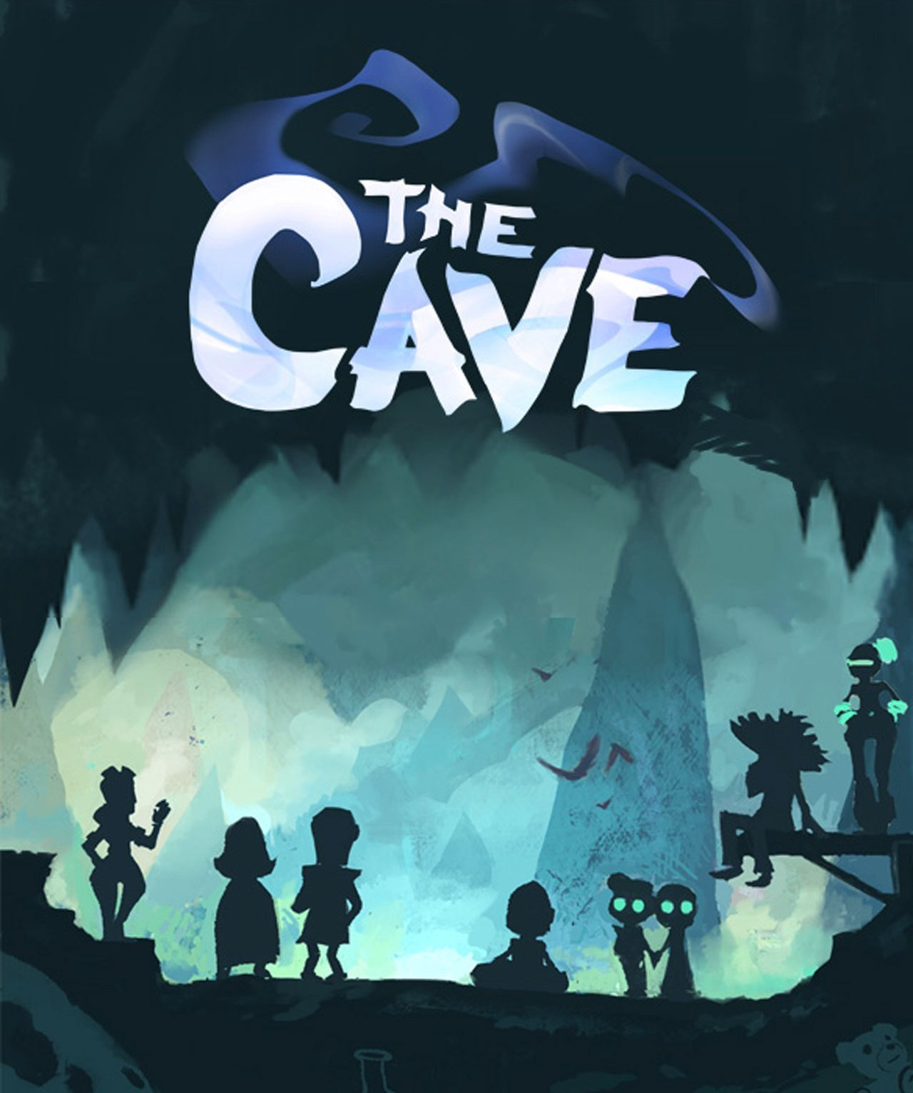 Cover The Cave (2013) PC | RePack от R.G. Механики