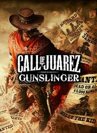 Poster Call of Juarez: Gunslinger (2013)