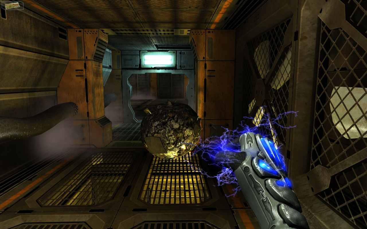 Screenshot for the game Twin Sector (2010) PC | RePack от R.G. Механики