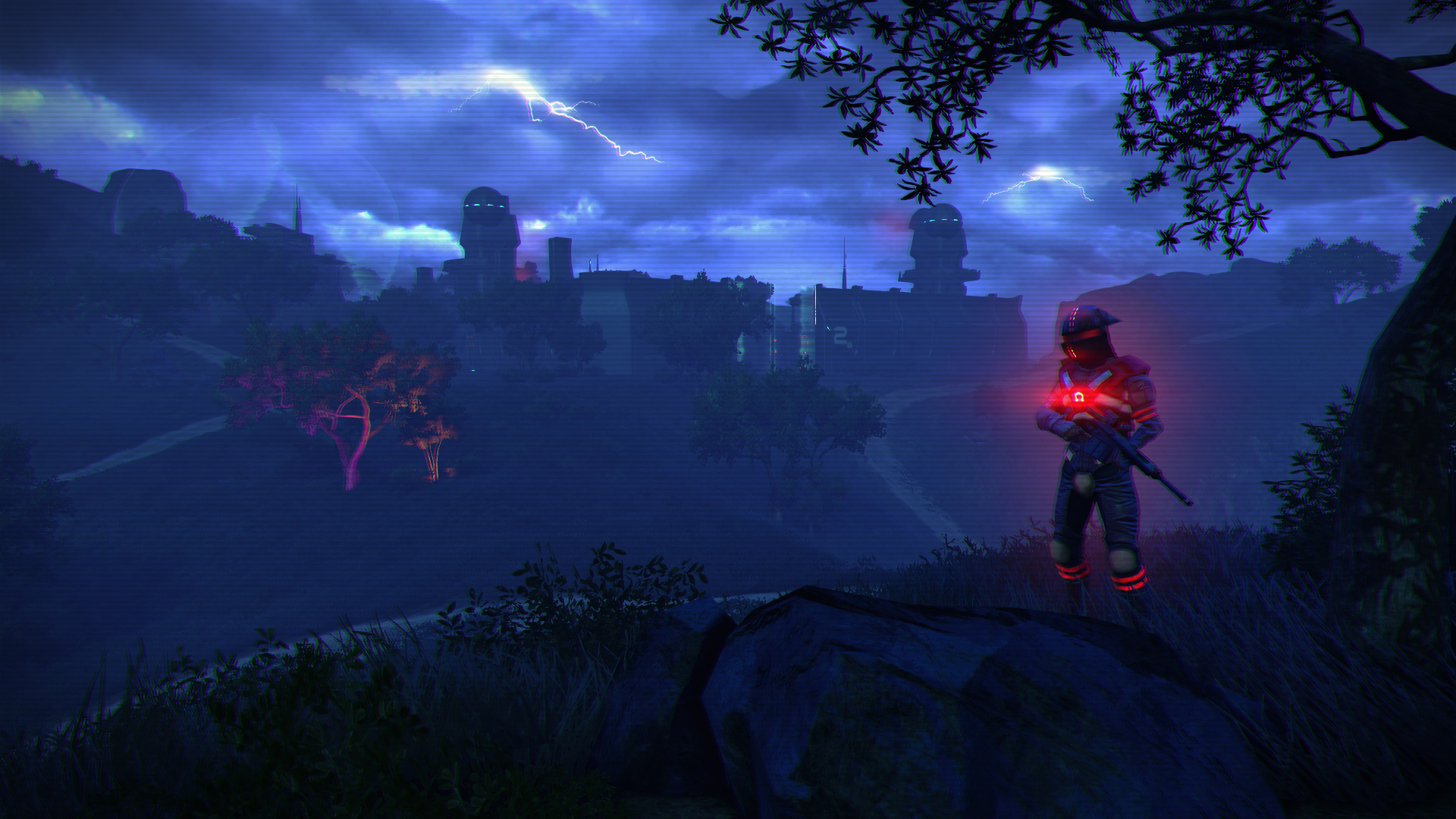 Screenshot for the game Far Cry 3: Blood Dragon (2013) PC | RePack от R.G. Механики