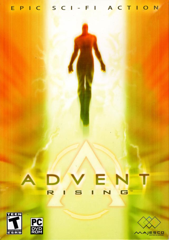 Poster Advent Rising (2005)