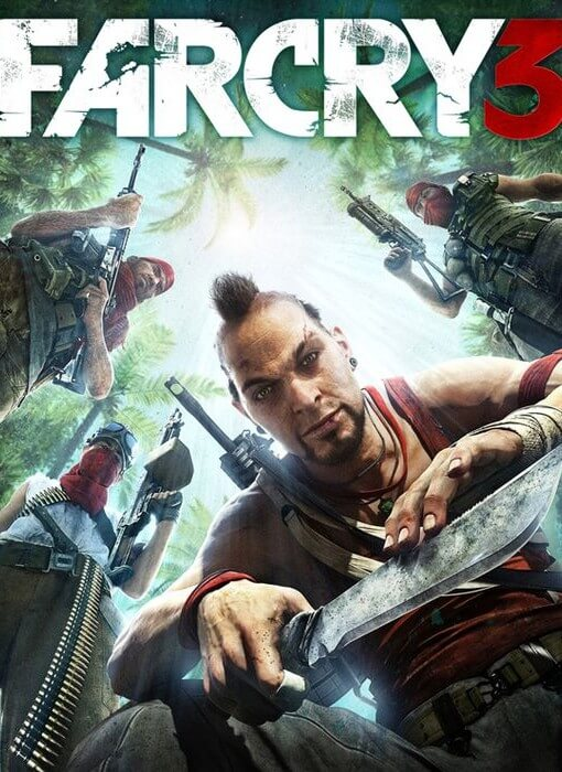 Cover Far Cry 3 (2012) PC | RePack от R.G. Механики