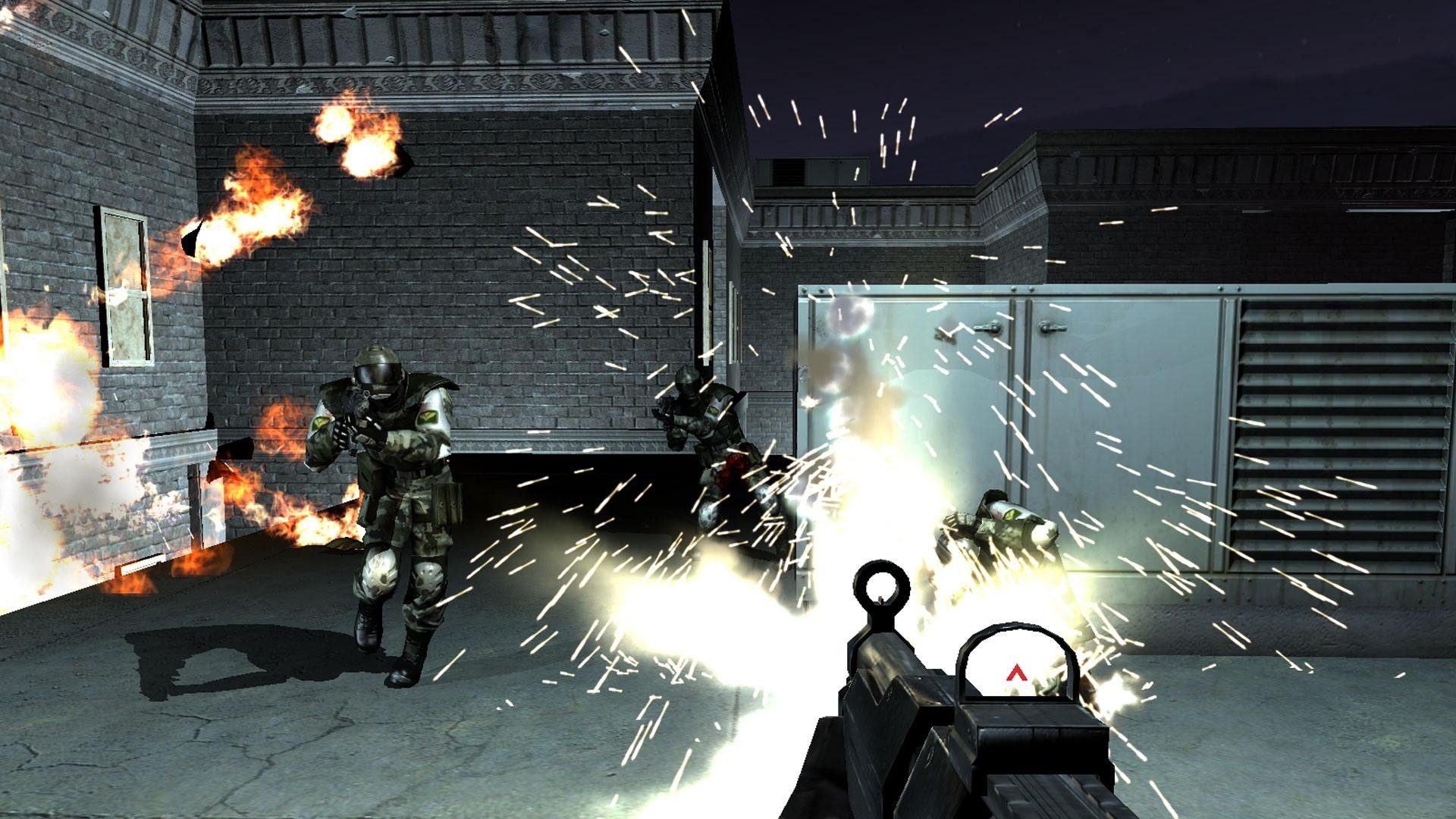 Screenshot for the game F.E.A.R. - Anthology (2005 - 2011) PC | RePack от R.G. Механики
