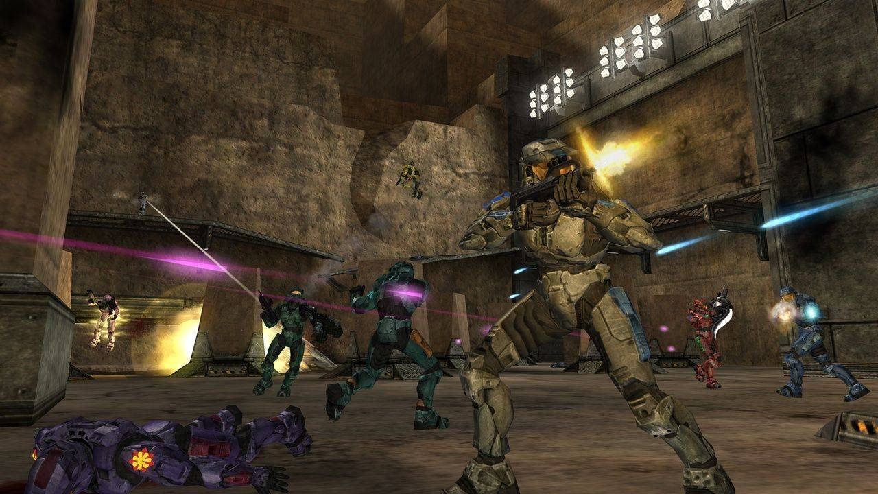 Screenshot for the game Halo: Дилогия / Halo: Dilogy (2003-2007) PC | RePack от R.G. Механики