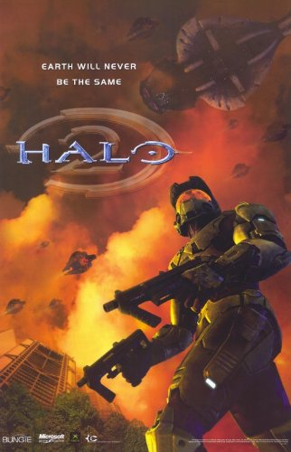 Poster Halo: Dilogy (2003 l 2007)