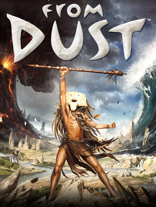 Poster From Dust (2011)