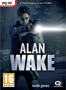 Poster Alan Wake: Dilogy (2012)