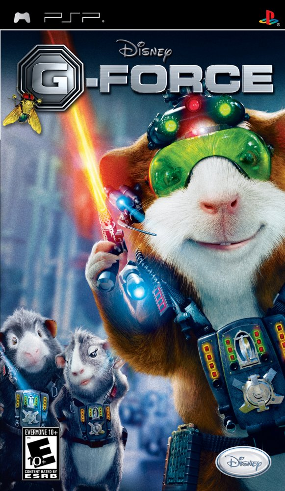 Poster G-Force (2009)