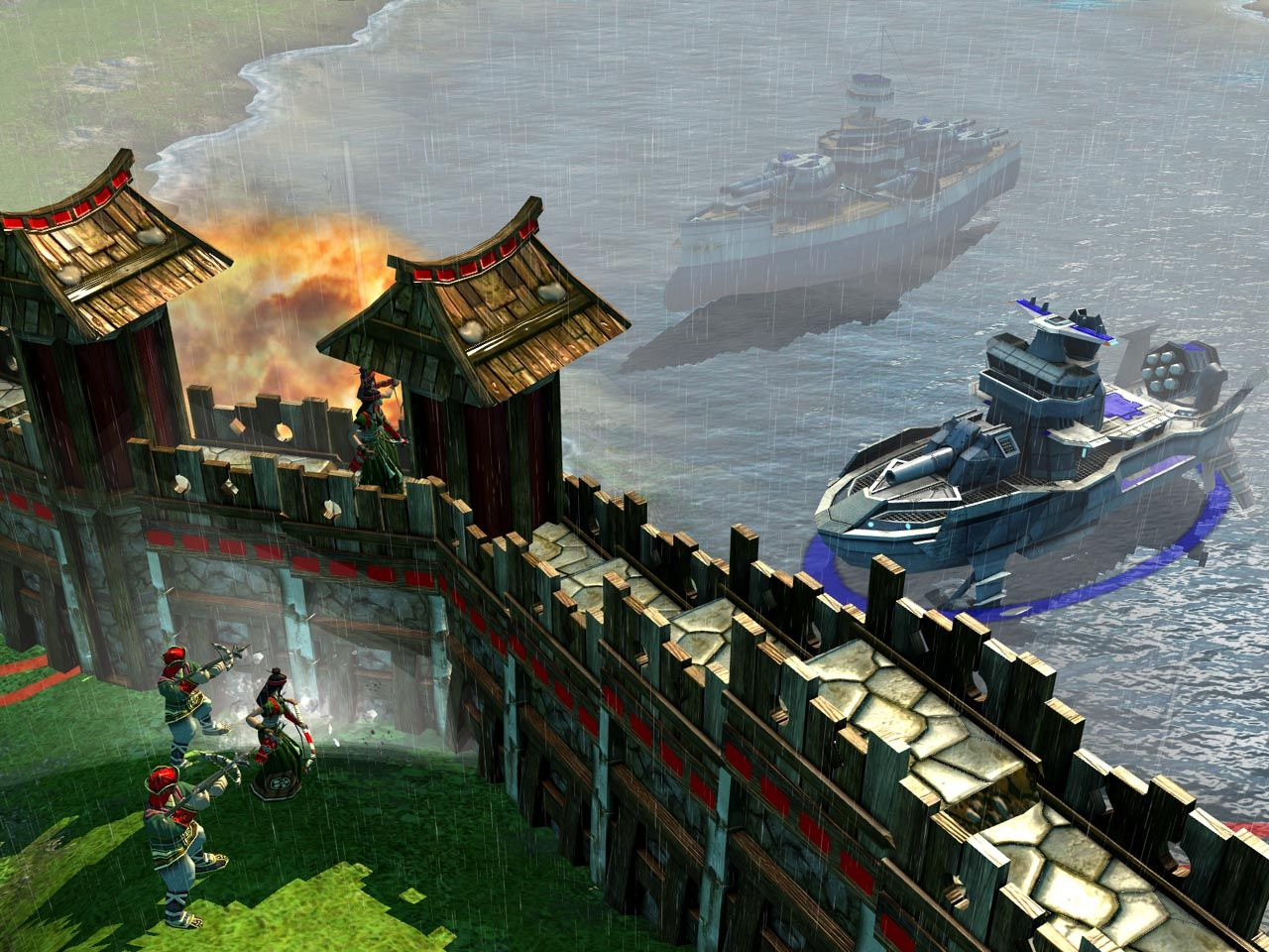 Screenshot for the game Empire Earth: Trilogy (2001 - 2007) PC | RePack от R.G. Механики