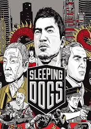 Poster Sleeping Dogs: Limited Edition (2012)