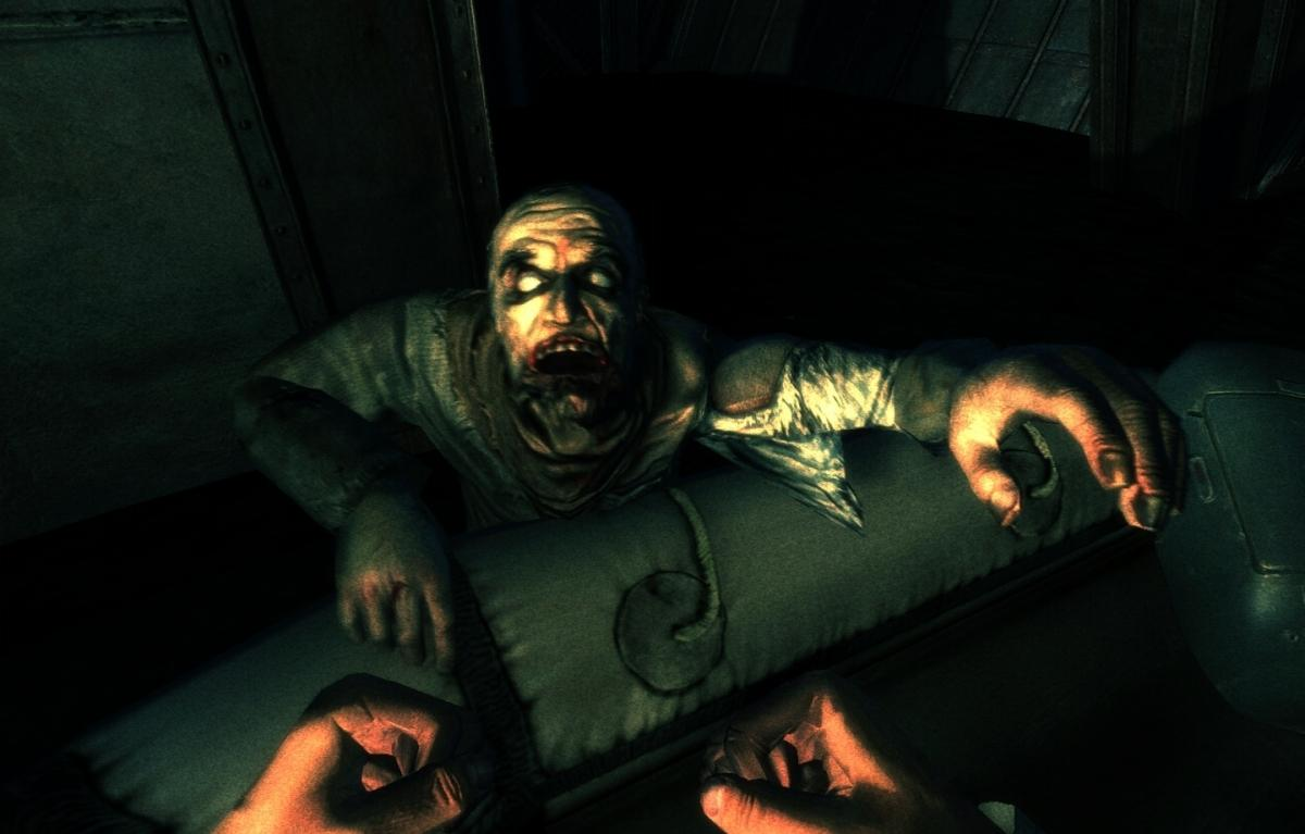 Screenshot for the game Анабиоз: Сон Разума / Cryostasis: Sleep of Reason (2008) PC | RePack от R.G. Механики