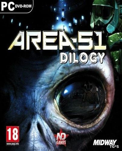Cover Area 51: Dilogy (2005-2007) PC | RePack от R.G. Механики