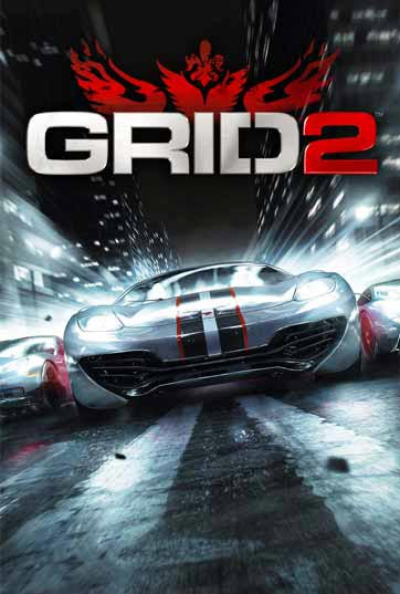 Cover GRID 2 [v.1.0.83.1050 + DLC] (2013) PC | RePack от R.G. Механики