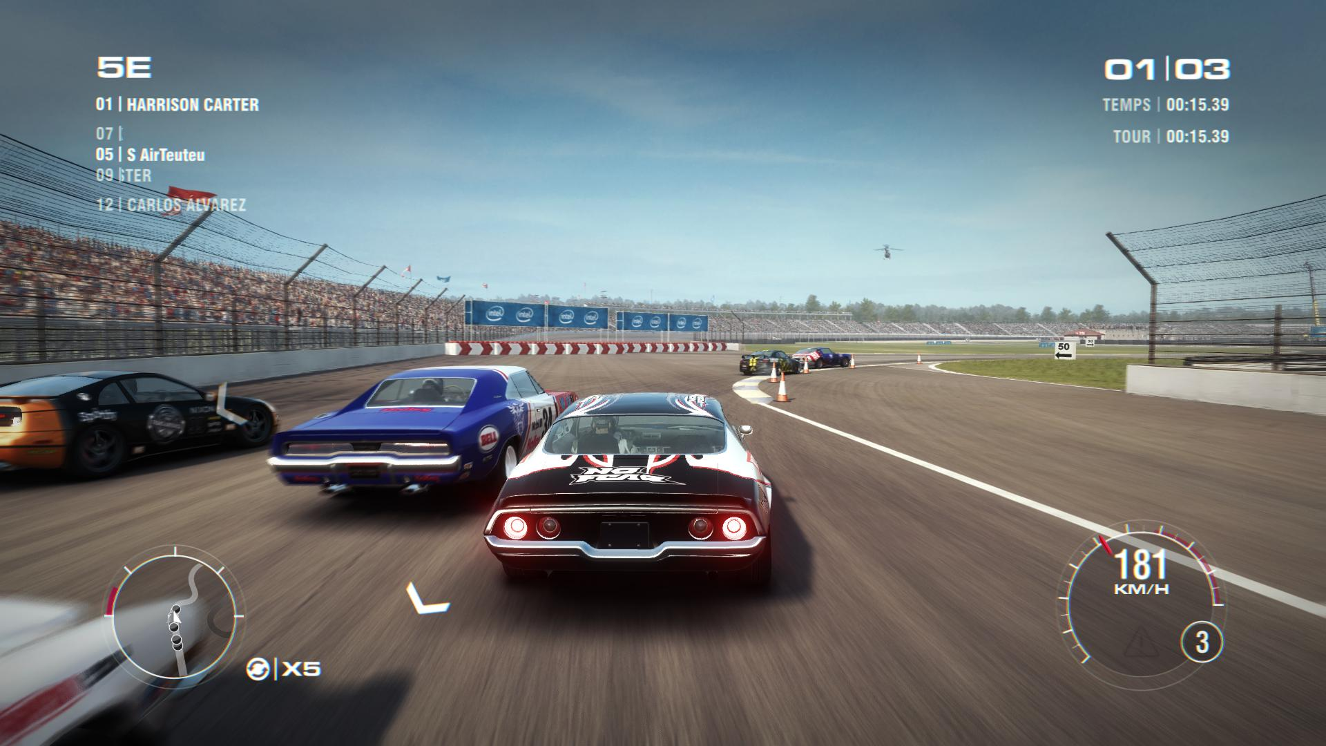 Screenshot for the game GRID 2 [v.1.0.83.1050 + DLC] (2013) PC | RePack от R.G. Механики