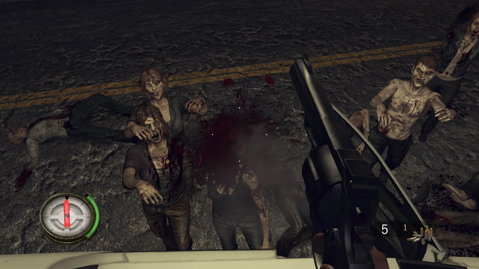 Screenshot for the game The Walking Dead (2012) PC | RePack от R.G. Механики