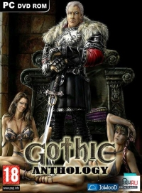 Poster Gothic - Anthology (2001 l 2003 l 2006 l 2008 l 2010 l 2011)