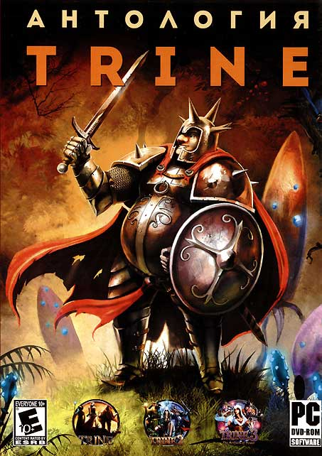 Cover Trine: Dilogy (2010- 2011) PC | RePack от R.G. Механики