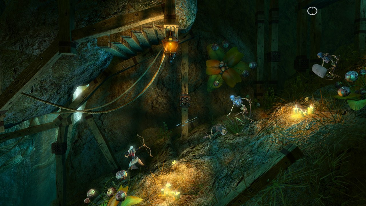 Screenshot for the game Trine: Dilogy (2010- 2011) PC | RePack от R.G. Механики