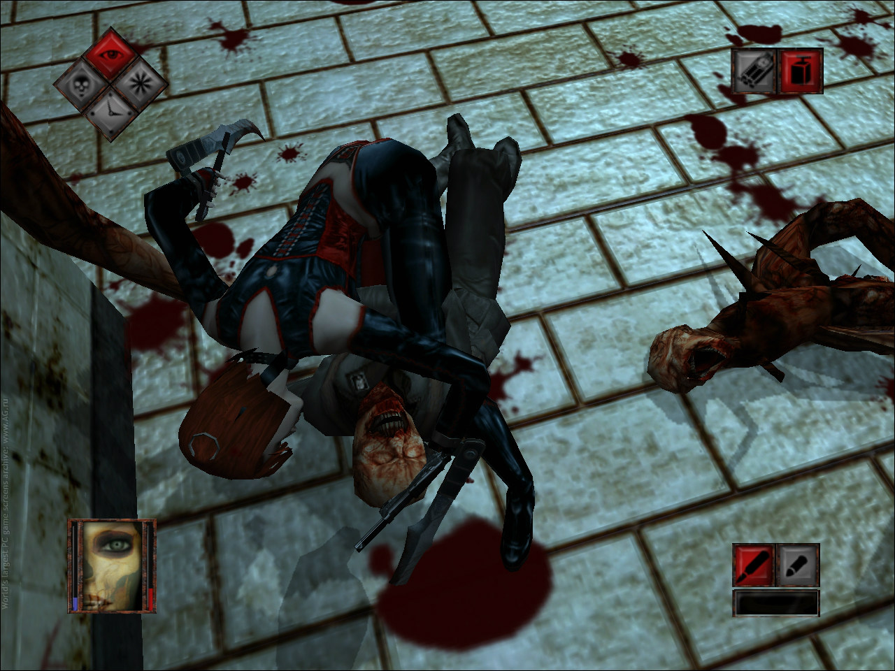 Screenshot for the game BloodRayne: Dilogy (2003 - 2005) PC | RePack от R.G. Механики