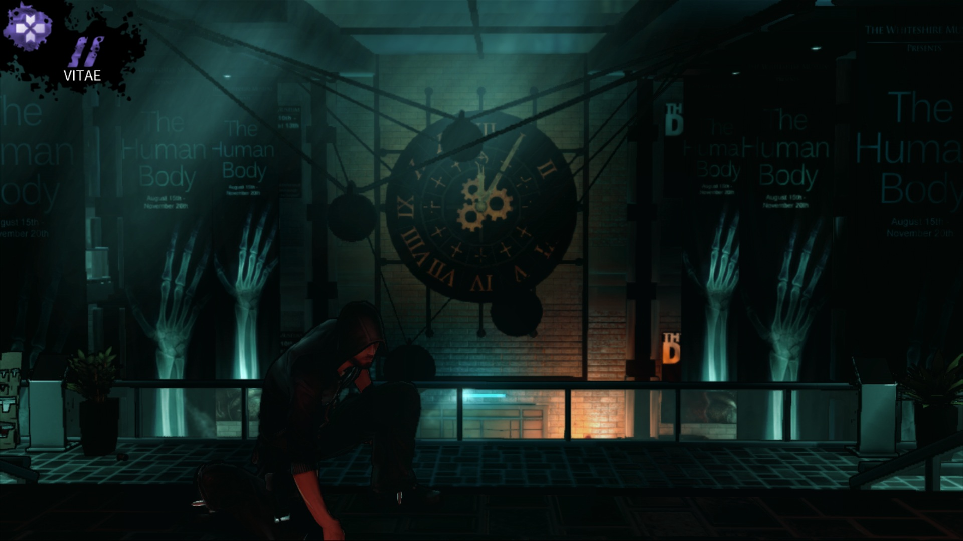 Screenshot for the game Dark (2013) PC | RePack от R.G. Механики