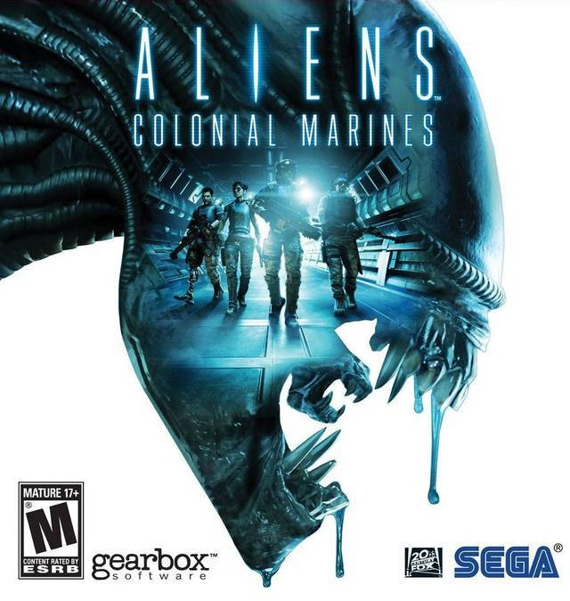 Cover Aliens: Colonial Marines - Collector's Edition (2013) PC | RePack от R.G. Механики