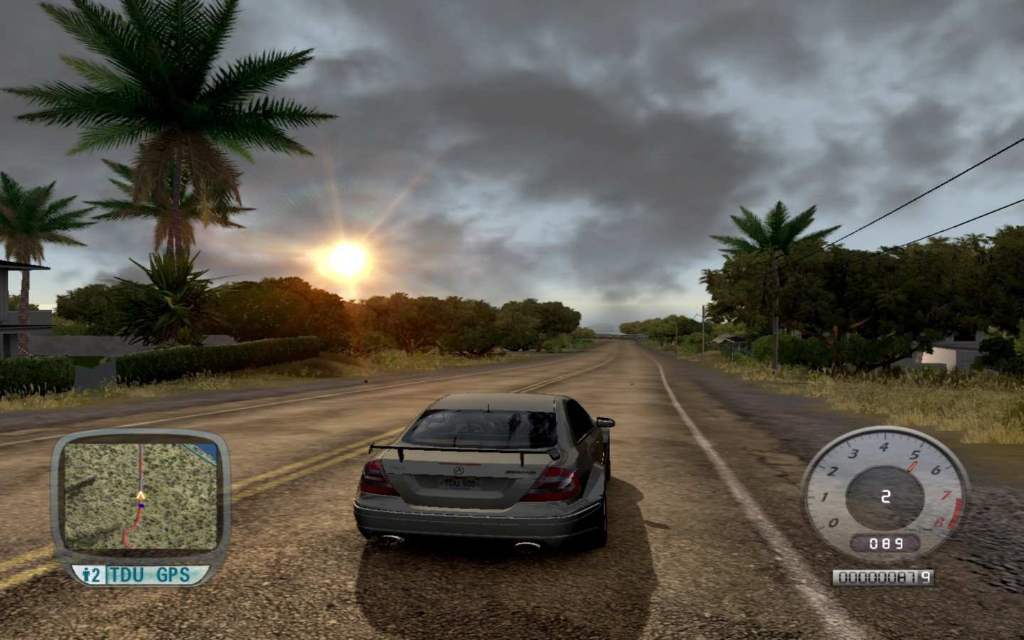 Screenshot for the game Test Drive Unlimited - Gold (2008) PC | RePack от R.G. Механики