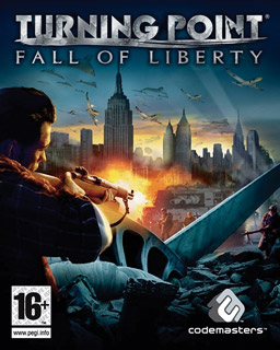 Poster Turning Point: Fall of Liberty (2008)